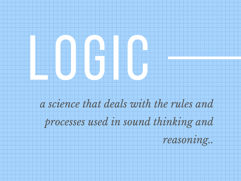 Logic as a Branch of Philosophy 3